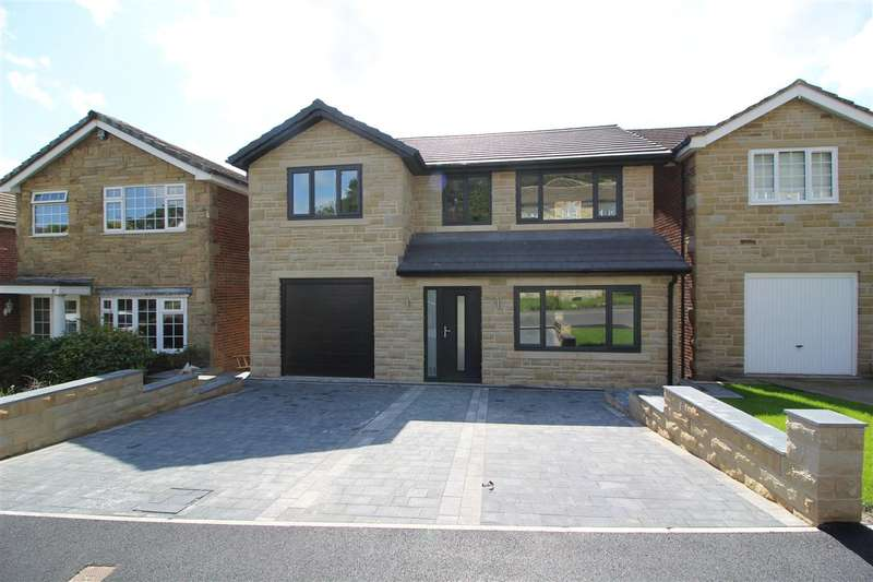 4 Bedrooms Detached House for sale in Central Park, Halifax