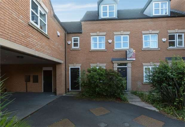 2 Bedrooms End Of Terrace House for sale in Mill Pool Way, Sandbach, Cheshire