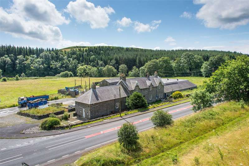 6 Bedrooms Land Commercial for sale in Newmill Development Opportunity, Newmill On Teviot, Hawick, Scottish Borders, TD9