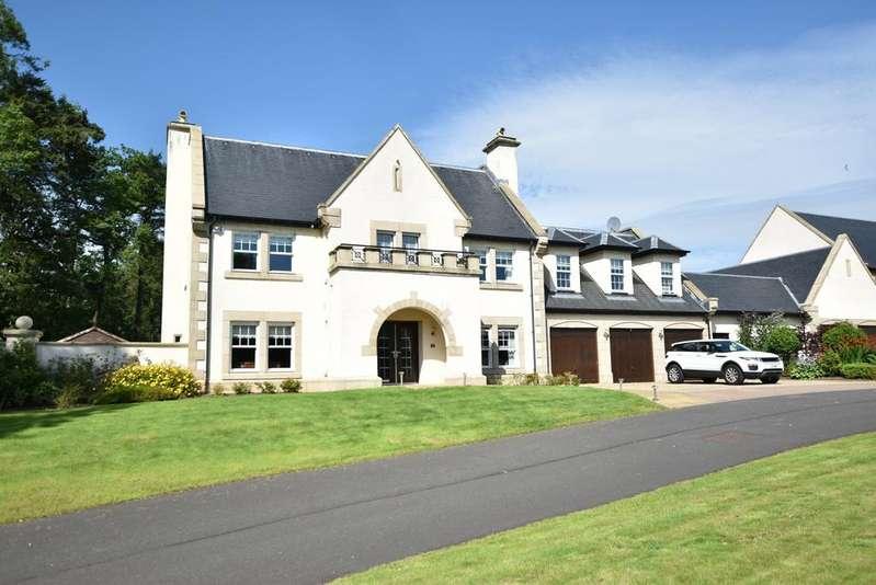 6 Bedrooms Detached Villa House for sale in 35 Rowallan Castle Estate, Kilmaurs, KA3 2DP