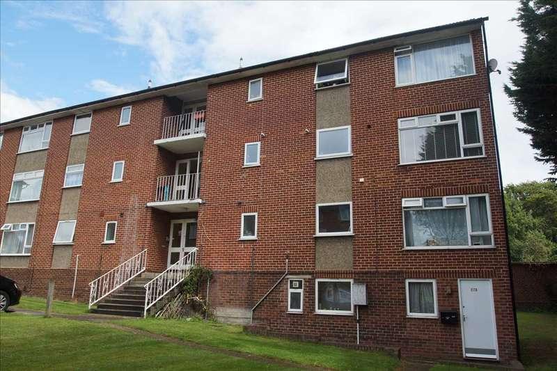 2 Bedrooms Apartment Flat for sale in Sandringham Court, Burnham, Slough