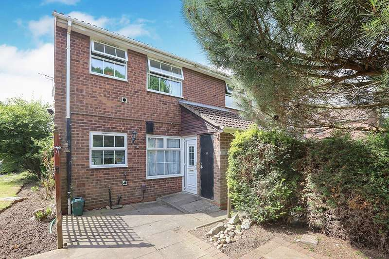 1 Bedroom Apartment Flat for sale in Weyhill Close, Wolverhampton, WV9