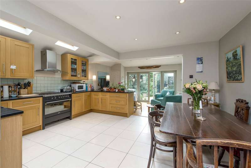 4 Bedrooms End Of Terrace House for sale in Pepys Road, Wimbledon, SW20