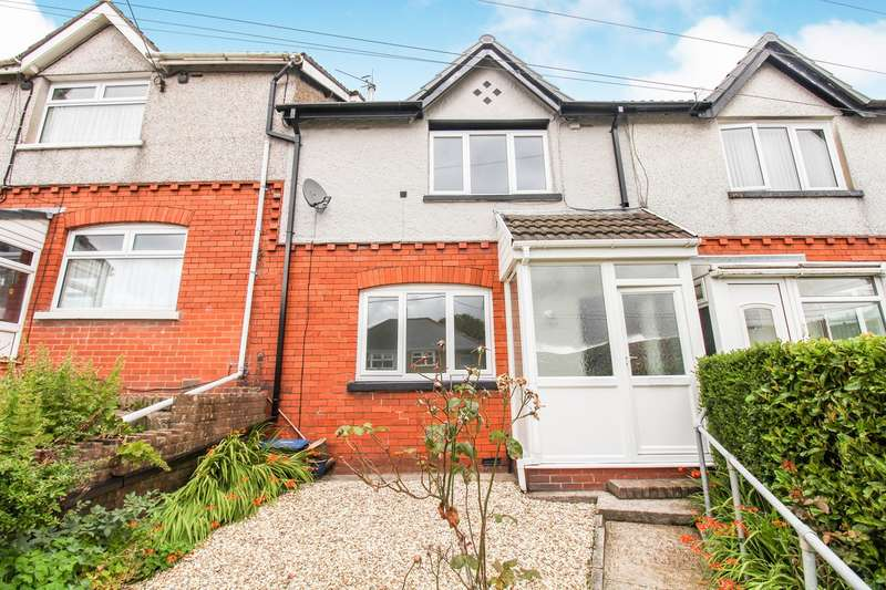 3 Bedrooms Terraced House for sale in Fitzroy Avenue, Ebbw Vale, NP23