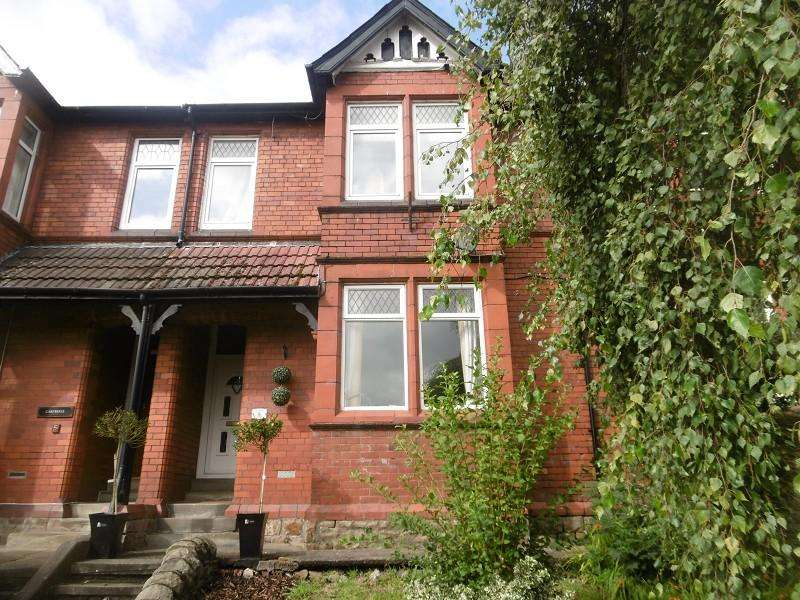 4 Bedrooms Terraced House for sale in Libanus Road, Ebbw Vale, Blaenau Gwent.