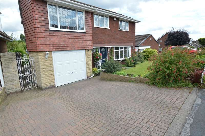 4 Bedrooms Detached House for sale in Hopkins Drive, West Bromwich