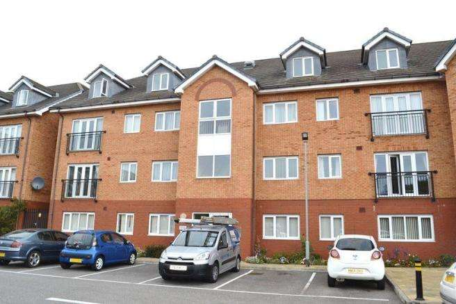 2 Bedrooms Apartment Flat for rent in Taylforth Close, Aintree, Liverpool