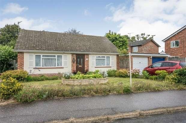 2 Bedrooms Detached Bungalow for sale in Robert Key Drive, Mattishall, Dereham, Norfolk