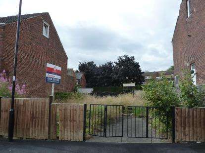 Land Commercial for sale in Standon Road, Sheffield, South Yorkshire