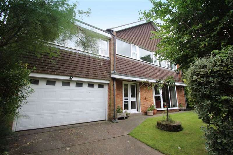 6 Bedrooms Detached House for sale in Woodburn Square, Whitley Lodge, NE26