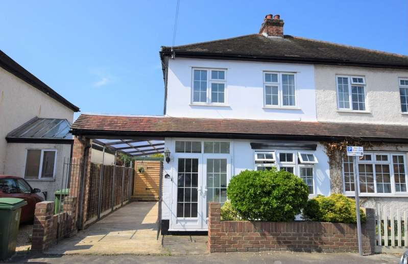 3 Bedrooms Property for sale in Winters Road, Thames Ditton, KT7