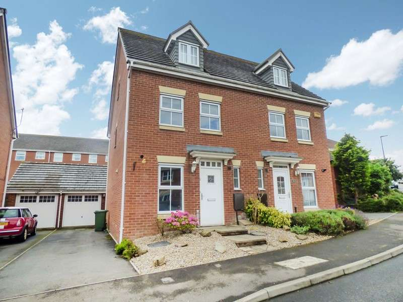 3 Bedrooms Property for sale in Chillerton Way, Wingate, Durham, TS28 5DY