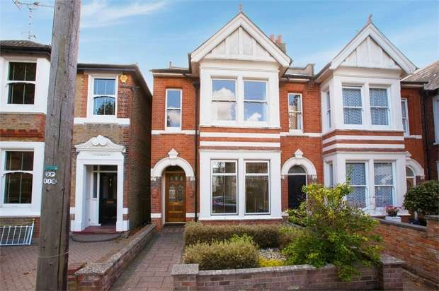 5 Bedrooms End Of Terrace House for sale in Avenue Terrace, Westcliff-on-Sea, Essex