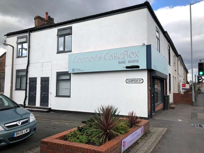 Shop Commercial for sale in Hall Street,, Stockport, SK1