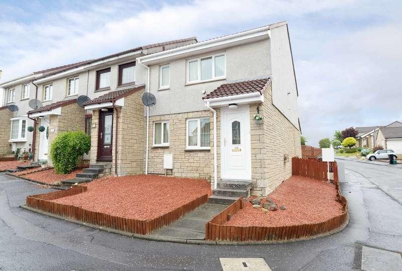 1 Bedroom End Of Terrace House for sale in Mure Avenue, Kilmarnock, East Ayrshire, KA3 1TT