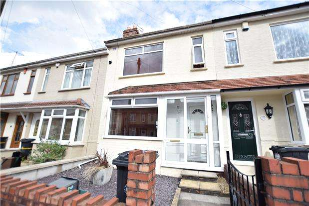 3 Bedrooms Terraced House for sale in Hengrove Avenue, BRISTOL, BS14 9TB