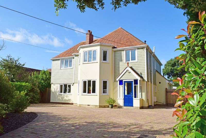 6 Bedrooms Detached House for sale in Foreland Road, Bembridge, Isle of Wight, PO35 5UD
