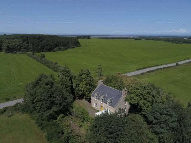 4 Bedrooms Detached House for sale in Easter New Forres Farm - Lot 1, Forres, Moray, IV36