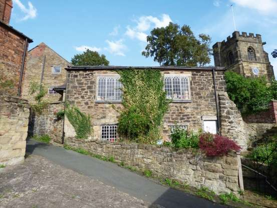 3 Bedrooms Detached House for sale in The Old Grammar School, Wrexham, Clwyd, LL14 6DS