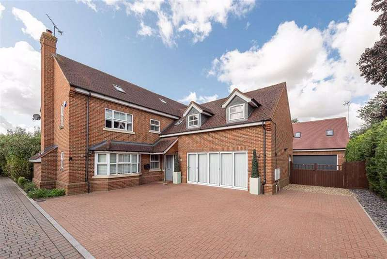 6 Bedrooms Detached House for sale in Mentmore Road, Linslade