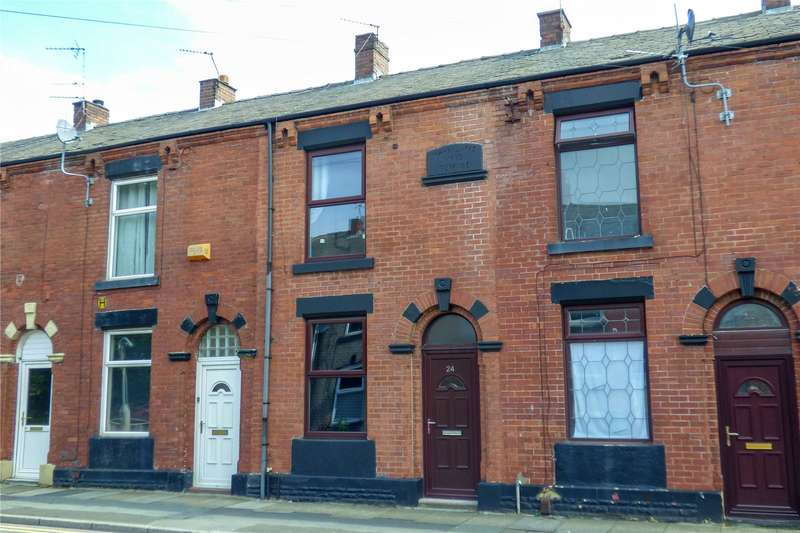 2 Bedrooms Terraced House for sale in Victoria Road, Dukinfield, Greater Manchester, SK16