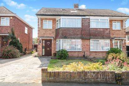 4 Bedrooms Semi Detached House for sale in Ongar, Essex
