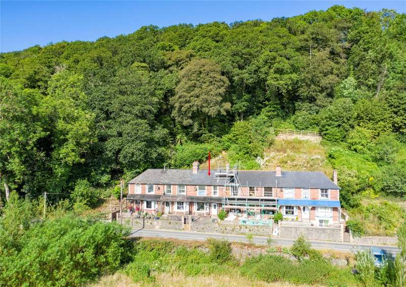 2 Bedrooms Terraced House for sale in Millwood Terrace, Umberleigh, Devon, EX37