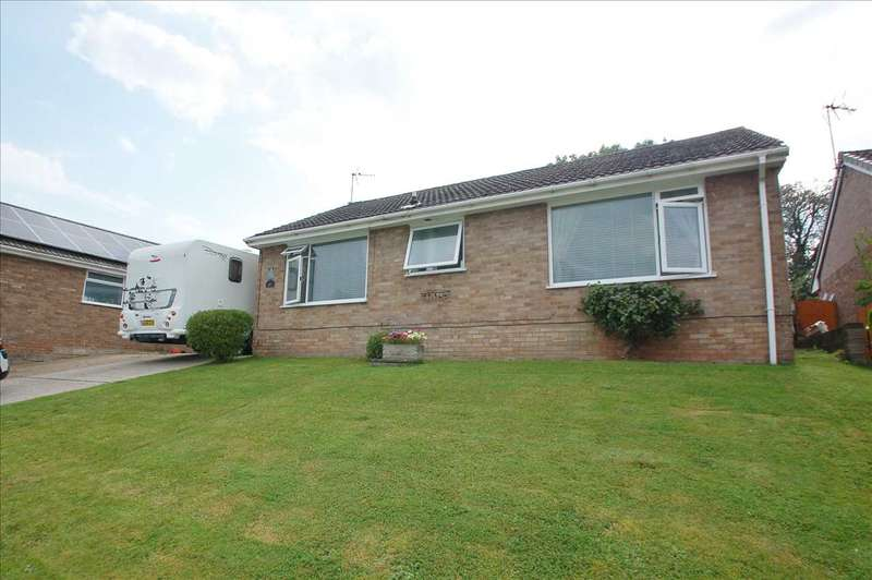 2 Bedrooms Detached Bungalow for sale in LAKESIDE AVENUE, LYDNEY