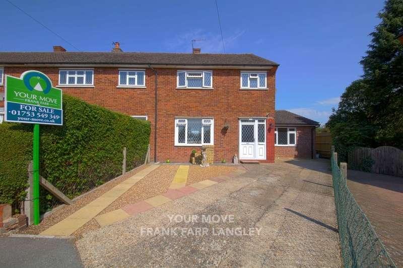 4 Bedrooms Property for sale in Harrow Road, Slough, SL3