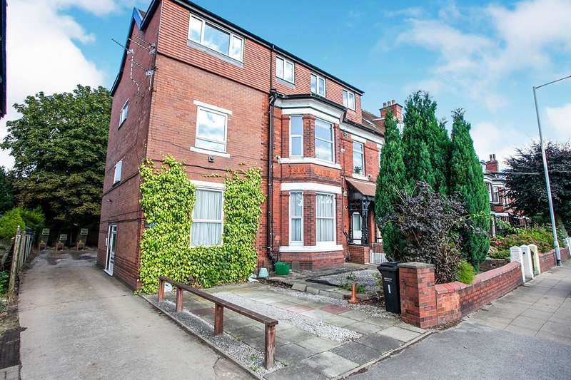 1 Bedroom Apartment Flat for sale in Wellington Road North, Stockport, Cheshire, SK4