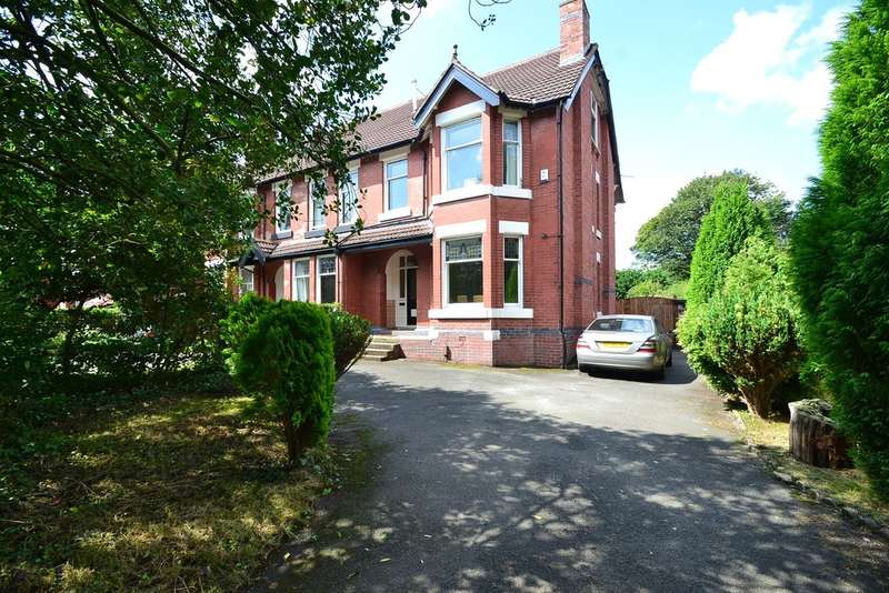 4 Bedrooms Semi Detached House for sale in The Crescent, Davenport, Stockport SK3 8SN