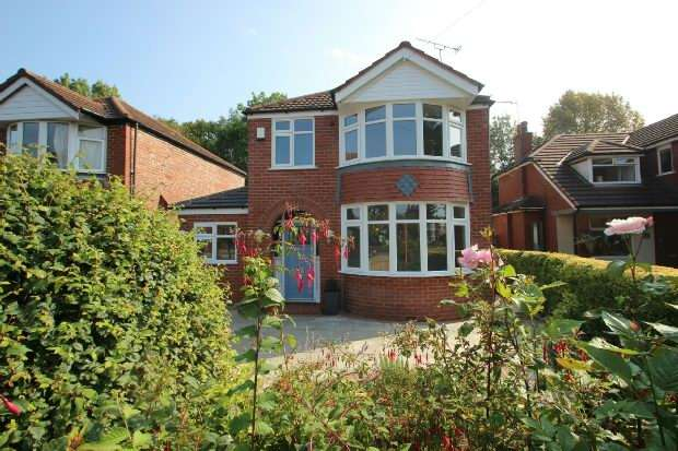 3 Bedrooms Detached House for sale in Derbyshire Road South , Sale