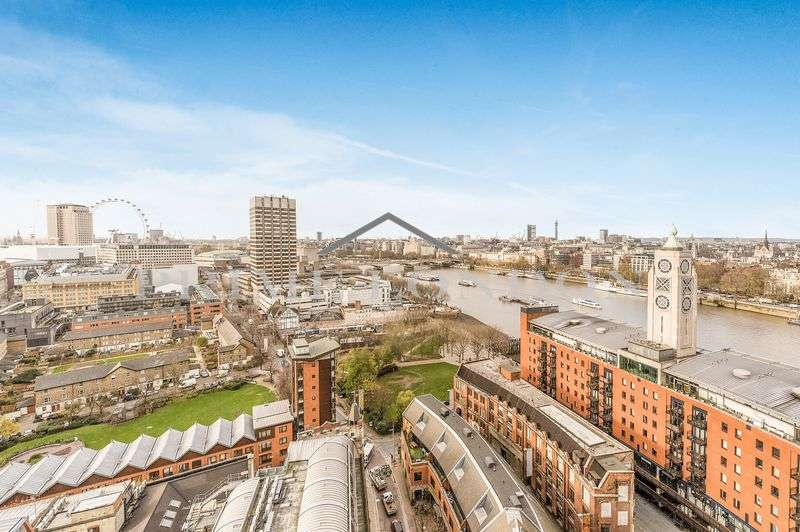 2 Bedrooms Property for sale in South Bank Tower, 55 Upper Ground, London