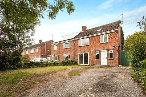 5 Bedrooms Semi Detached House for sale in Fen Road, Cambridge, Cambridgeshire