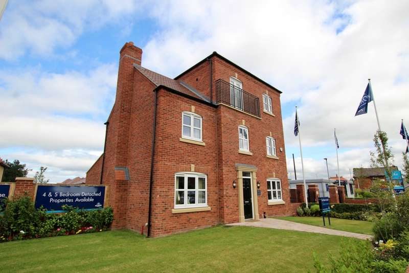 5 Bedrooms Detached House for sale in Hall Road West, Blundellsands, Liverpool, L23