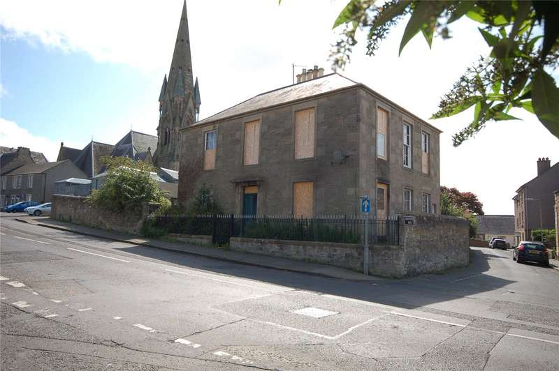 4 Bedrooms Detached House for sale in Allanbank, 46 Bowmont Street, Kelso, Scottish Borders, TD5