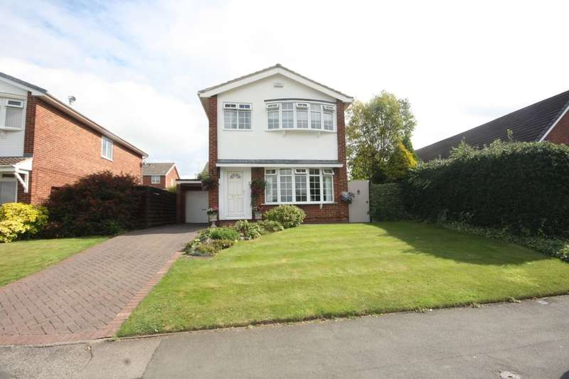 4 Bedrooms Detached House for sale in Lauderdale Drive, Guisborough, TS14