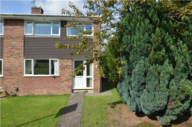 3 Bedrooms Semi Detached House for sale in Rectory Close, Yate, BRISTOL, BS37 5SD