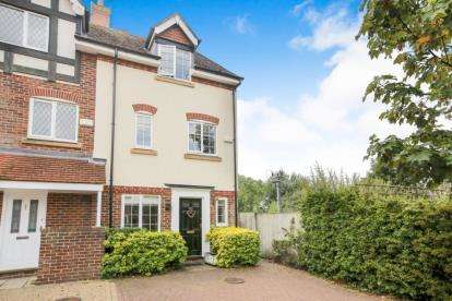 3 Bedrooms Town House for sale in Arderne Place, Alderley Edge, Cheshire