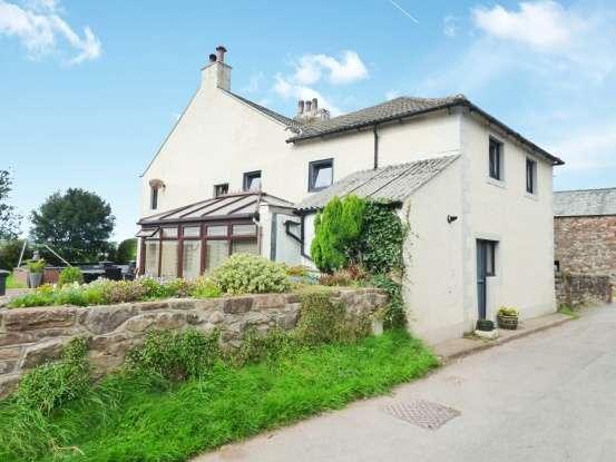 3 Bedrooms Semi Detached House for sale in Crossfield Road, Cleator Moor, Cumbria, CA25 5BU
