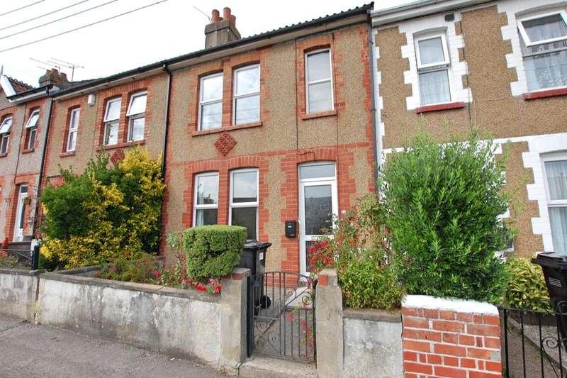 2 Bedrooms Property for sale in Sherwood Road, Keynsham, Bristol, BS31