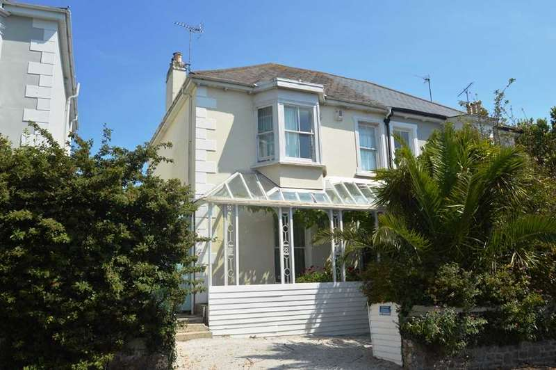 5 Bedrooms Semi Detached House for sale in FALMOUTH