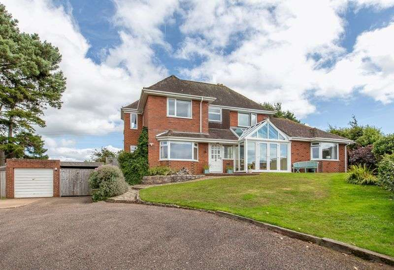 4 Bedrooms Property for sale in Longbrook Lane Lympstone, Exmouth