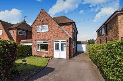 3 Bedrooms Detached House for sale in Carlton Drive, Wigston, Leicestershire