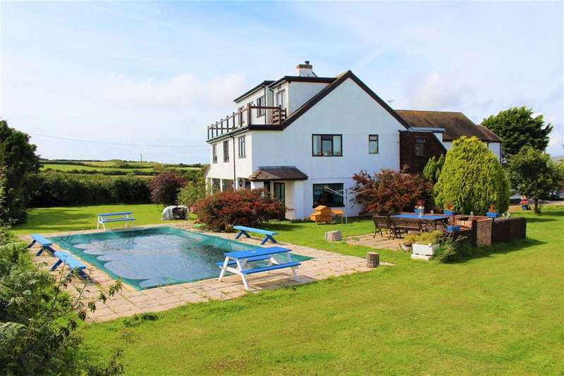 13 Bedrooms Detached House for sale in Port Eynon