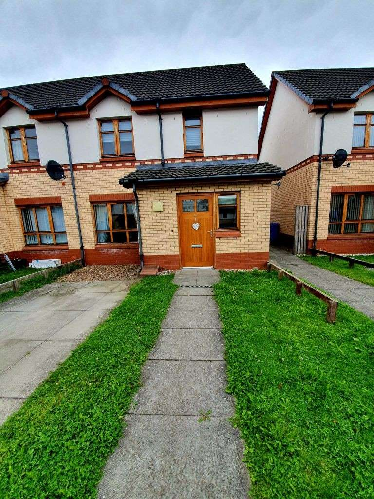 2 Bedrooms Terraced House for sale in Wood Street, Grangemouth, FK3
