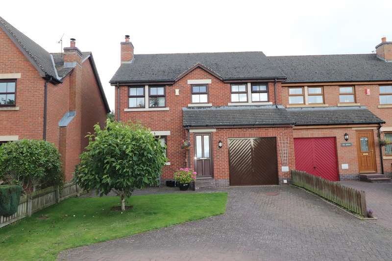 4 Bedrooms Semi Detached House for sale in Warren Hill, Faugh, Heads Nook, CA8