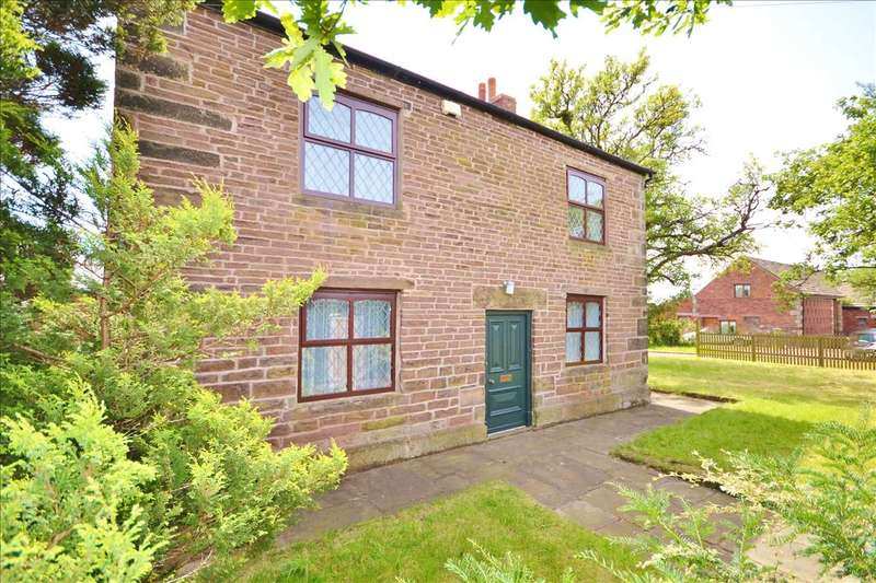 6 Bedrooms Detached House for sale in Stansfield House Farm, Euxton Lane, Euxton, Chorley