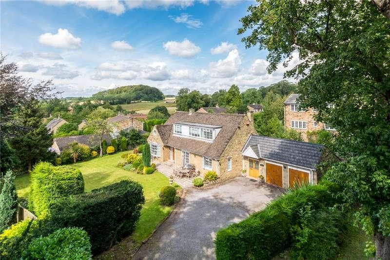 4 Bedrooms Detached House for sale in Hastings Cottage, Hall Lane, Ledston, Castleford