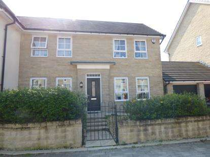 3 Bedrooms Semi Detached House for sale in Pudding Lane, Hyde